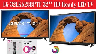 lg tv lg smart tv 32lk628bptf lg 32lk628bptf 32 inch hd-ready led smart tv price and full specs