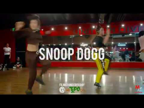 3's Company Snoop Dogg feat. Chris Brown & O.T Genasis Codie Wiggins choreography