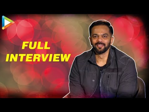 Rohit Shetty's most honest interview ever on SIMMBA, SRK, Ranveer Singh & more