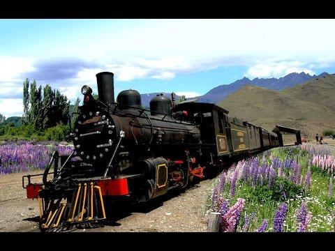 La trochita train vapeur de l 39 argentine la seconde vie de trochita ancien documentaire 1997 - Nettoyeurs de sols et vapeur ...
