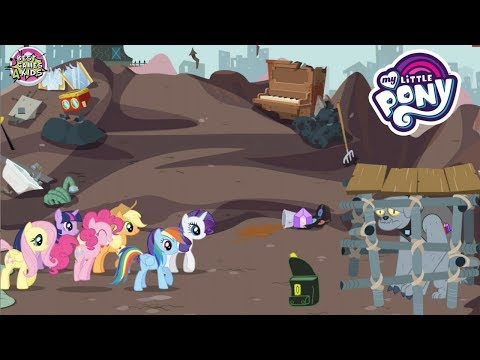 My Little Pony: Harmony Quest #118 | Defeat ROVER DIAMOND DOG! BOSS in Equestria! By Budge
