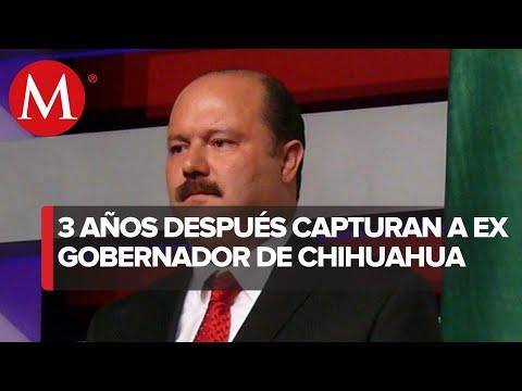 César Duarte adquirió