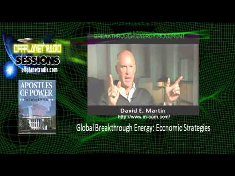 David-Martin-Global Breakthrough Energy Movement-Economic Strategies
