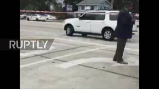 USA: Robbery suspect releases hostages at credit union in Jacksonville - reports