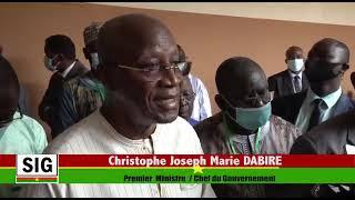 rencontre gouvernement/syndicats Archives - L'Actualité du Burkina Faso 24h/24