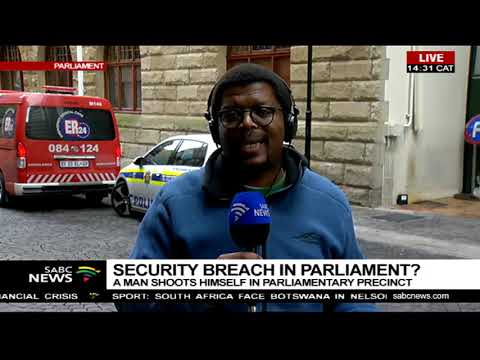 Lukhanyo Calata on Parliament security