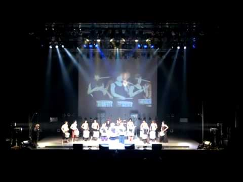 We are OSM DRUM LINE2013.2.7 .mp4