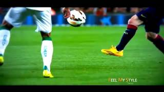 Crazy Skill • Tricks • Dribbles • 2015|HD• FEEL MY STYLE