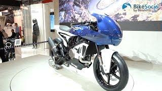 2019 Husqvarna bikes | 701 Svartpilen and 701 Aero concept walk around