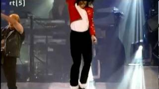Michael Jackson Beat It Live In Munich HD 720p