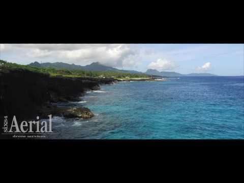American Samoa Vaitogi Cliffs