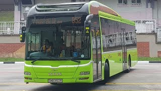 [SBS Transit] SMB3150R on 852 - Lornie Road Southbound