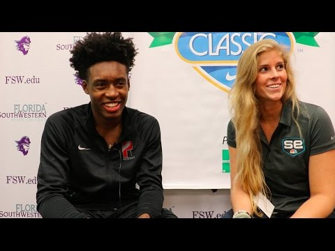 Interview with Pebblebrook Senior and Alabama Commit G Collin Sexton
