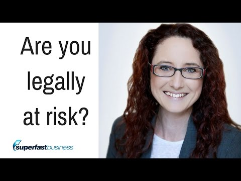 Are You Legal? Part 1 Of 3  Setting The Foundations