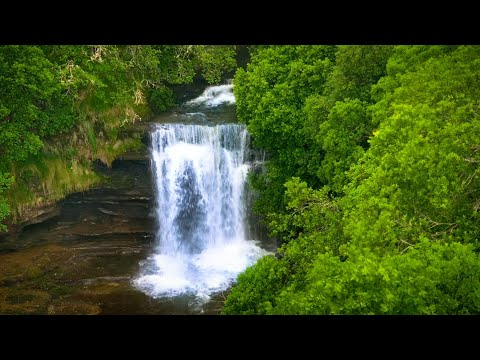 White Noise For Sleeping Waterfall Sounds 10 Hours