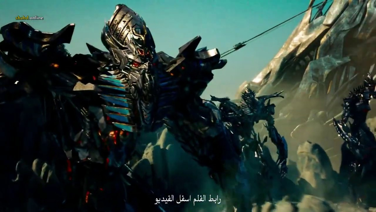 فيلم المتحولون الجزء الثاني Transformers 2 مدبلج بالعربية