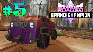 Долгожданный Shooting Star! | Road To Grand Champion #5 | Rocket League