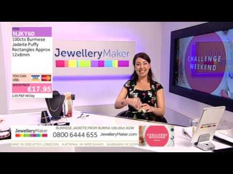 JewelleryMaker LIVE 19/02/17 1pm-6pm
