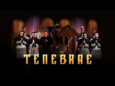Tenebrae Chant With St. John Cantius Canons Of Chicago   Episode 1
