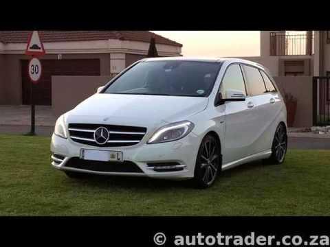 2012 Mercedes Benz B Class B200 Cdi Se 5dr Tip Auto Auto For Sale On