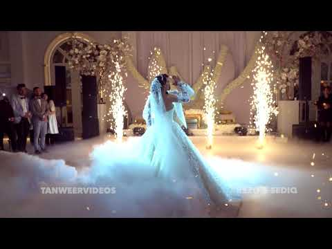 Arezo & Sediq - Best First Dance ever - Tanweer Videos