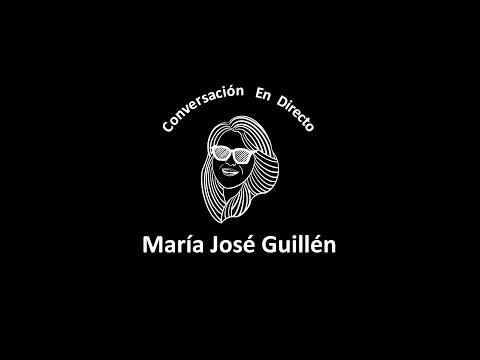 María José Guillén Guillén_Conversaciones En Directo Con PZero