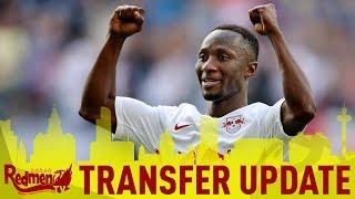 Keita Wants Liverpool Move in January | #LFC Transfer News LIVE