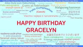 Gracelyn   Languages Idiomas - Happy Birthday