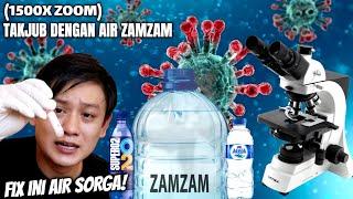 Download lagu AIR ZAMZAM GA TERKALAHKAN! AIR MINERAL, AIR SUNGAI PARAH MEN