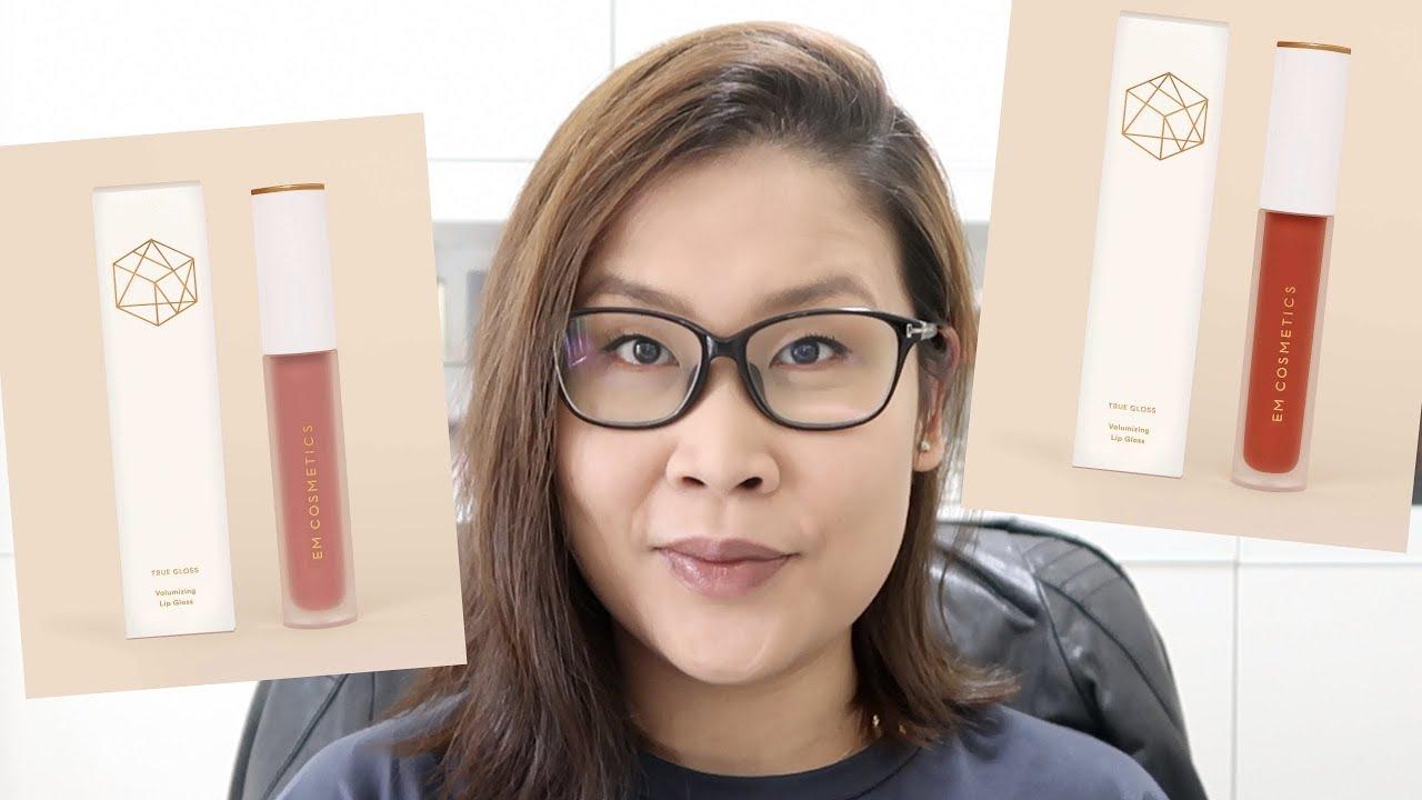 Rose Nude Infinite Lip Cloud   EM Cosmetics by Michelle Phan
