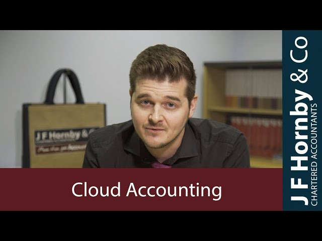 Cloud Accounting with J F Hornby & Co
