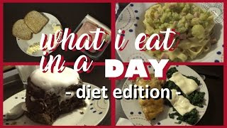 What i eat in a DAY (diet edition!) - Cosa mangio in un giorno di dieta