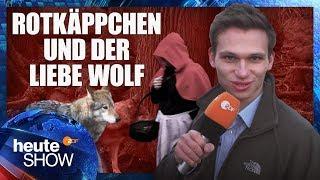 Fabian Köster ist auf den Wolf gekommen