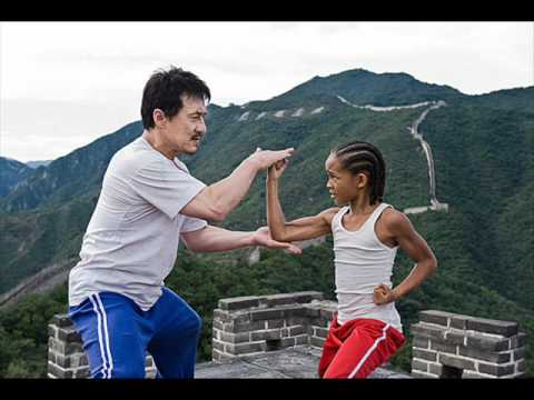 The Karate Kid 2010 Soundtrack - From Master To Student To Master