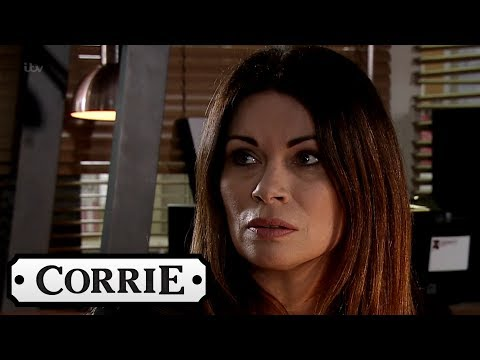 Coronation Street - Gary Warns Carla Her Roof Is About to Collapse | PREVIEW