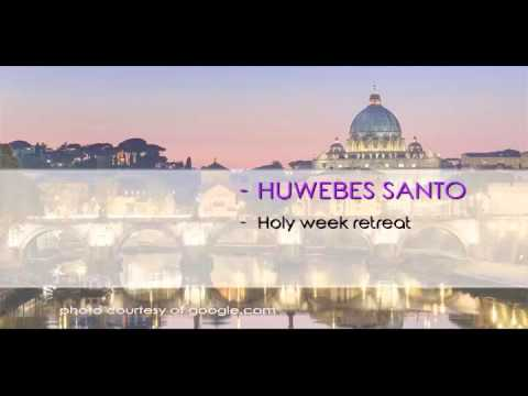 TV Maria live broadcast of Holy Week 2016 masses of Pope Francis