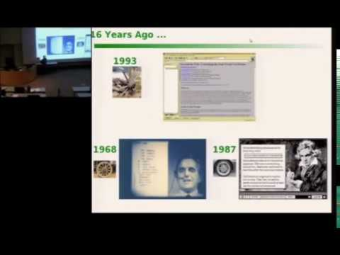 Your Browser Is a Slothful Loser (Alan Kay)