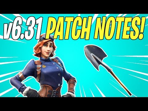 NEW AIRHEART CONSTRUCTOR AND STEEL WOOL SOLDIER! V6.31 Patch Notes | Fortnite Save The World News