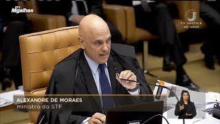 Atrito entre Toffoli e Barroso durante julgamento