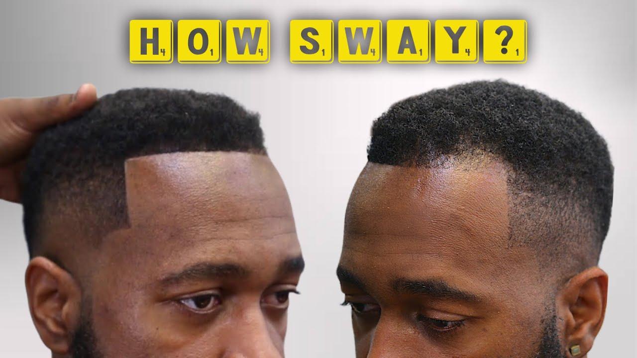 How to cover bald spots   Gofybr   Mohawk - YouTube