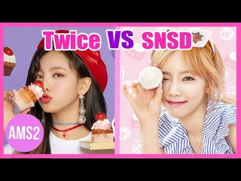 SNSD VS TWICE (VOCAL, DANCE, RAP, VISUAL & MORE)