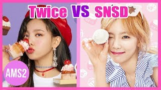 SNSD VS TWICE (VOCAL, DANCE, RAP, VISUAL & MORE)