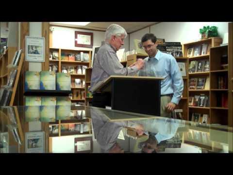 "John Turner--""The Mormon Jesus: A Biography"" (4/6/16)"