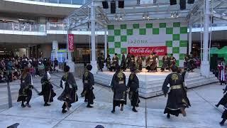 法政大学YOSAKOIソーランサークル鳳遙恋の演舞 『よさこいが!ス...
