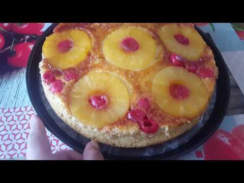 gâteau-à-l-ananas-sans-beurre-😉