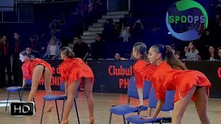Dance Masters Bucharest 2017 - first intro dance
