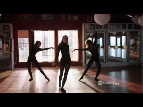 Sasha dances to Istanbul Not Constantinople on Bunheads