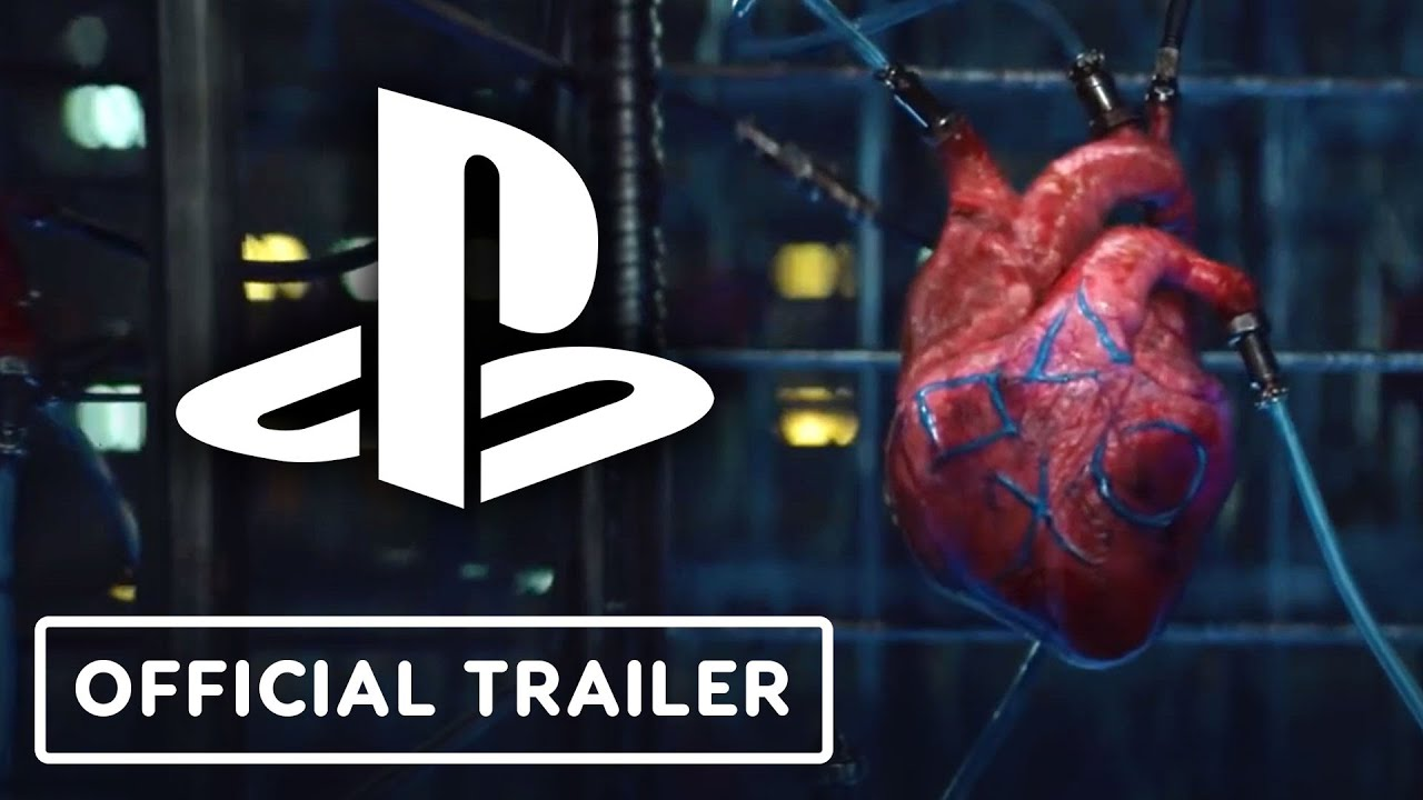 PlayStation - Offiziell Fühle die Kraft des PlayStation-Trailers (Valentinstag) + video