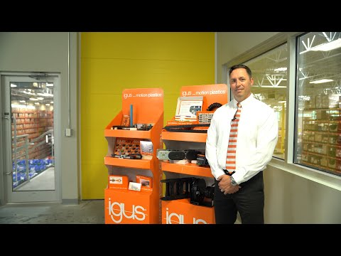 Request Your igus® Corner Today with Mike Patterson