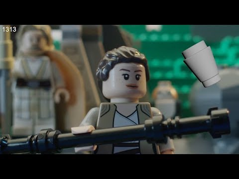 New Sets January 2018 - LEGO STAR WARS - Behind the Scenes Video streaming vf